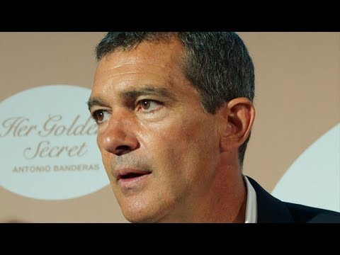 The Real Reason You Don't Hear From Antonio Banderas Anymore