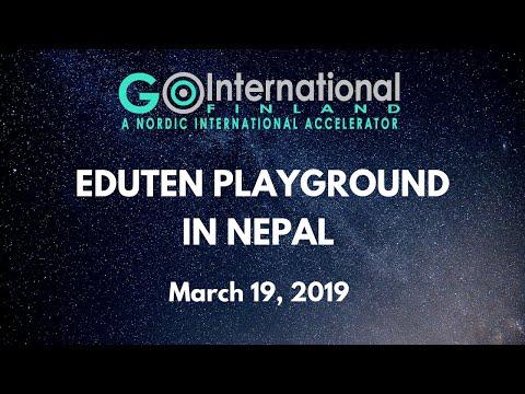 Eduten in Nepal Event Recap - GOI Finland