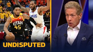 Skip & Shannon react to the Clippers' Game 1 loss to Utah Jazz | NBA | UNDISPUTED