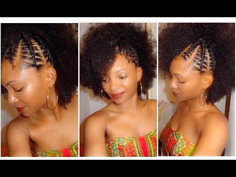 Elastic Cornrows Styles Tresses 224 L 233 Lastique Youtube