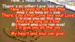 Lionel Richie Truly lyrics