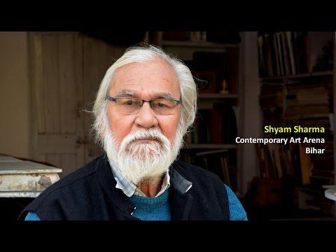 Artist Statement: Shyam Sharma on Artists of Bihar