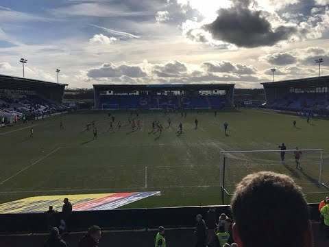 Shrewsbury Town Vs Rotherham United - Match Day Experience