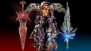 Soul Calibur IV - Yoda Story Mode & Arcade