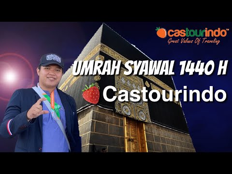 Umrah Syawwal 1440 H By CASTOURINDO