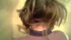 Jovencita se masturba por webcam