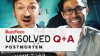 Reykjavik Confessions - Q+A