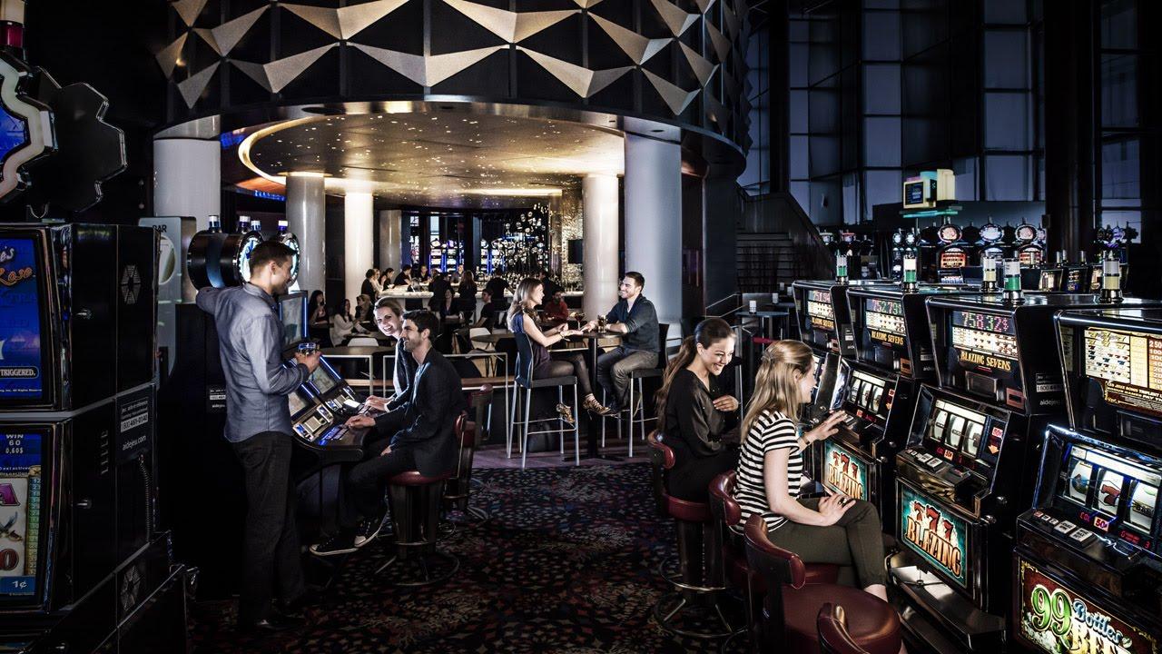 Bar Casino Lac Leamy