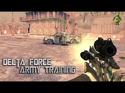 Delta Force Army Training [iOS/Android] Gameplay HD