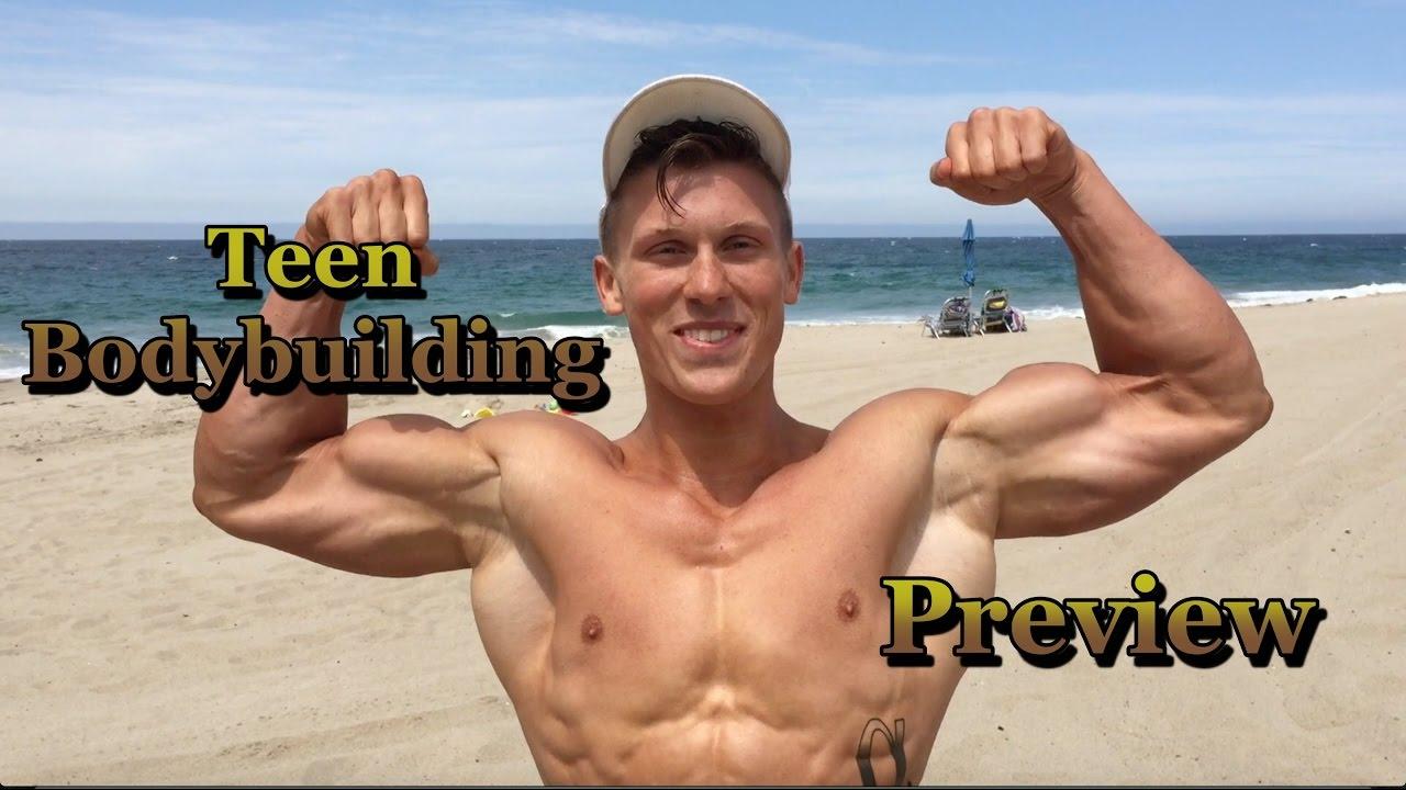 Teen bodybuilder porno