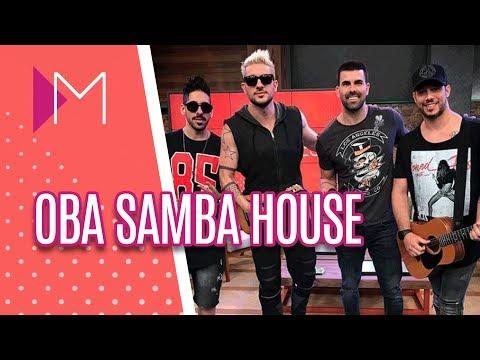 Musical: Oba Samba House - Mulheres (04/07/18)