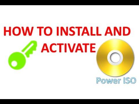 power iso registration key