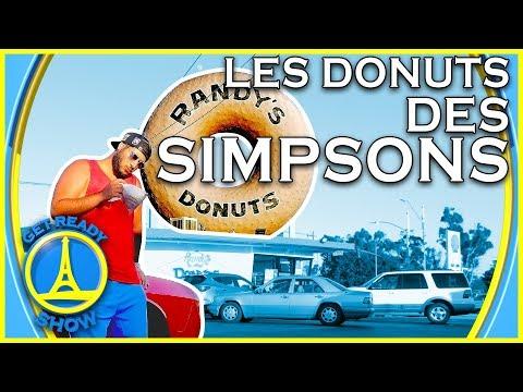 LES DONUTS DES SIMPSONS À LOS ANGELES ? - GET READY SHOW #89