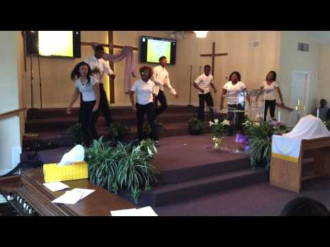 UCAME Youth - Brent Jones - He Rose Dance