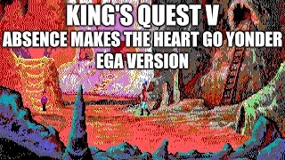 Download lagu KING S QUEST V Adventure Game Gameplay Walkthrough No Commentary Playthrough MP3