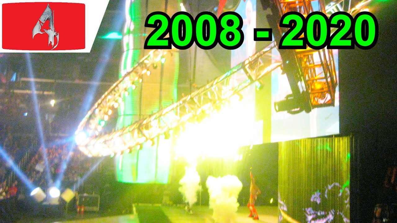 Download Every One of Kofi Kingston's Entrances I saw Live at WWE Events
