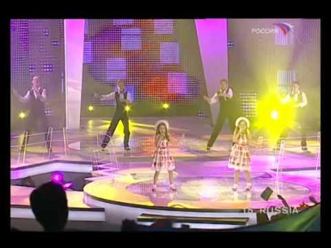 Сёстры Толмачевы (Детское Евровидение 2006) Spring Jazz