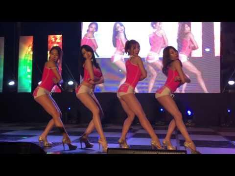 Bambino-Samsara sexy dance Yongin University Festival [Fancam]