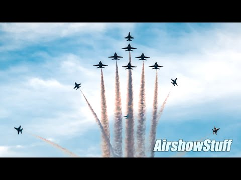 Blue Angels, Thunderbirds, And More!