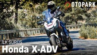Video Honda X-ADV - Çift Kavrama Crossover Scooter | İlk Sürüş download MP3, 3GP, MP4, WEBM, AVI, FLV Desember 2017