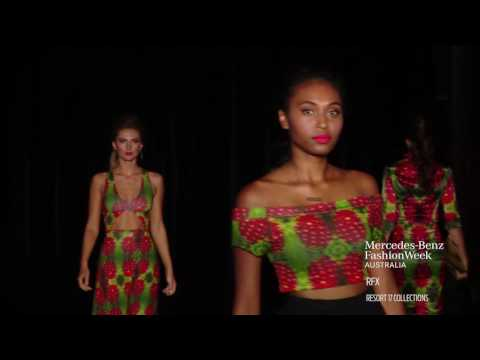 PACIFIC RESORT MERCEDES-BENZ FASHION WEEK AUSTRALIA RESORT 17 COLLECTIONS