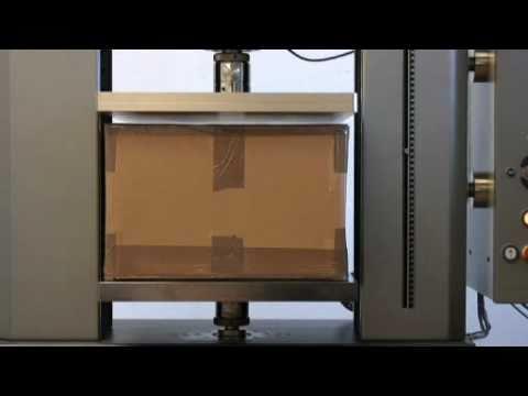 Packaging Compression Testing | Campden BRI