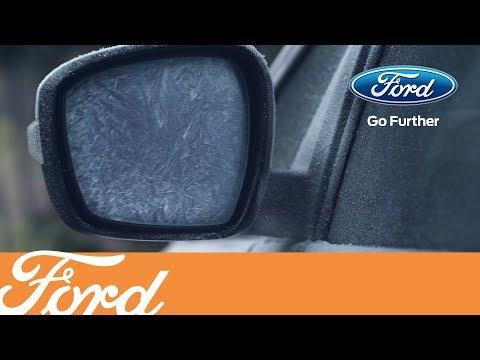 Складываемые зеркала заднего вида с электроприводом и подогревом | Ford Russia