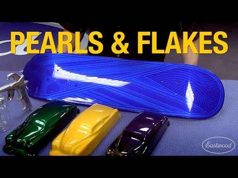 Paint Additives: Pearls, Flakes & Candies with Kevin Tetz - Eastwood