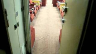 Walking Through Pullman Train Car Part I