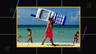 Tec-Ipedia: el celular más grande del mundo