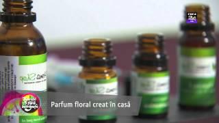 Parfum floral de iasomie