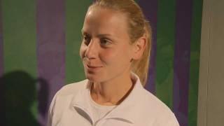 Jelena Dokic takes centre stage: Wimbledon 2011