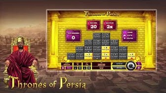Thrones of Persia by Tom Horn Gaming