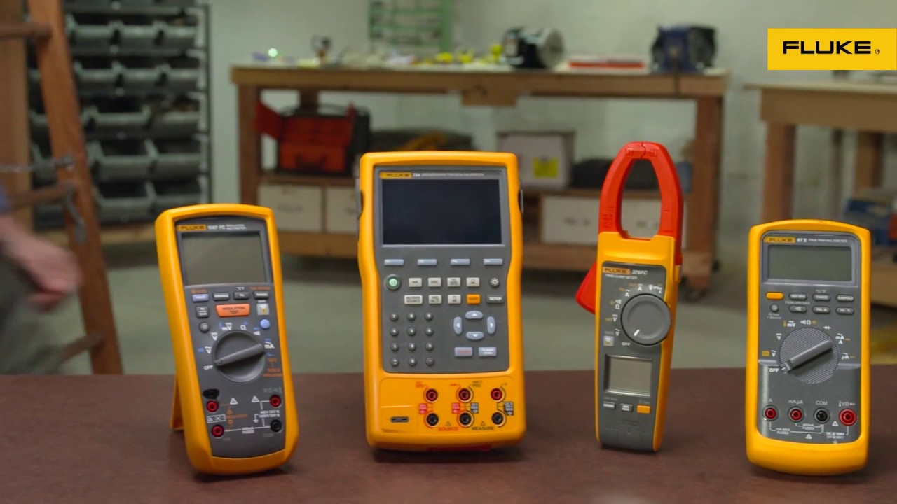 Enhance Your Fluke Tools Capabilities With Current Clamps To Measure And Power Using A Hall Effect Transducer Clamp