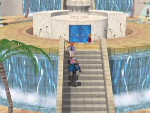 Pokemon Colosseum- Phenac City