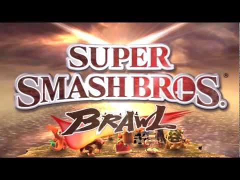 Super Smash Bros Brawl MV