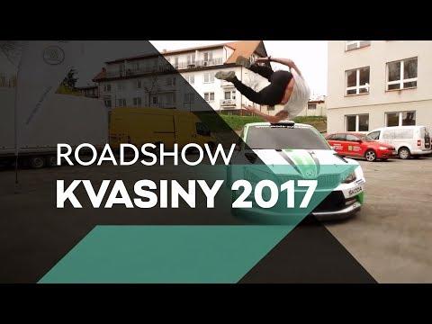 ŠKODA AUTO Roadshow Kvasiny 2017