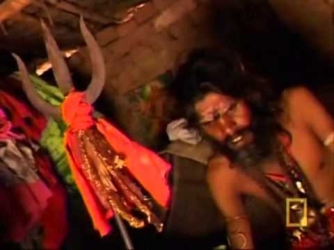 The Mystical, Fascinating and Bizarre World of the Aghori – Evolve +