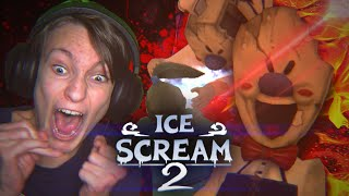 JAG VILL INTE HA EN GLASS... | Ice Scream: Episode 2