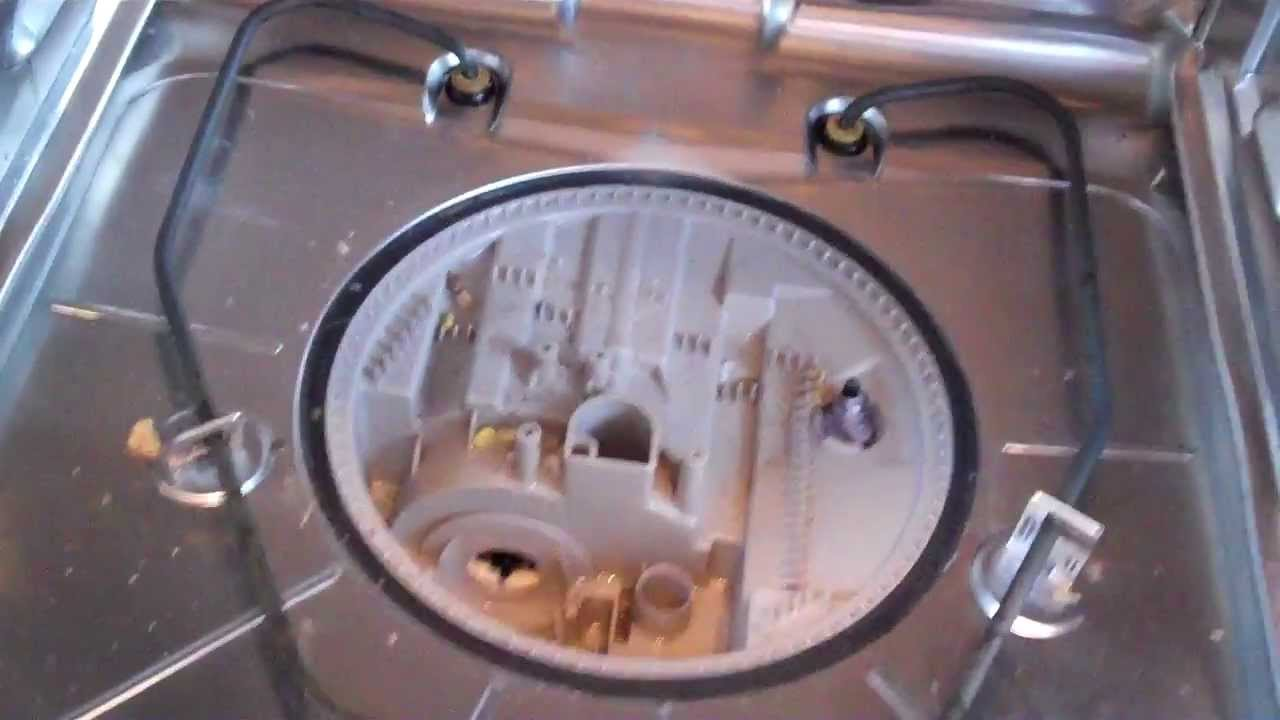Dishwasher Repair Will Not Drain Part 2 Youtube
