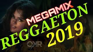 MEGAMIX 2019 RAGGAETON - Dj OKR style