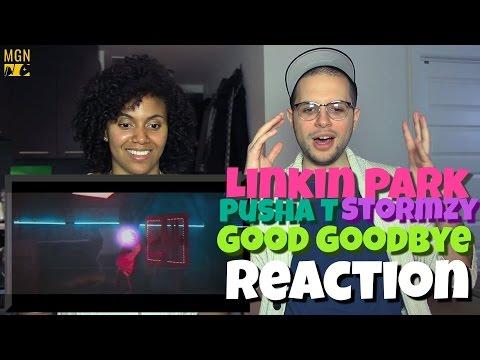 Linkin Park (feat. Pusha T and Stormzy) - Good Goodbye | REACTION