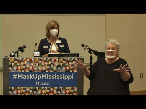 Associated Press: Mississippi virus numbers worsen