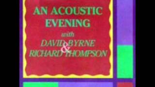 Watch Richard Thompson Traces Of My Love video