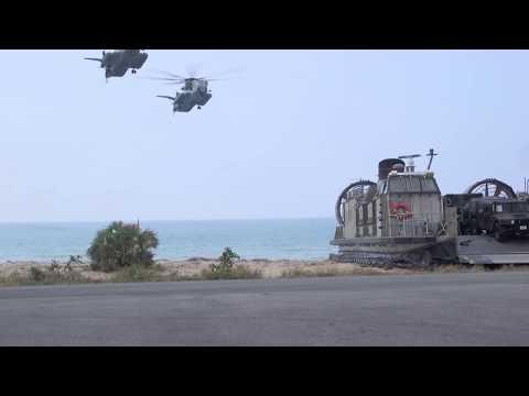 DFN: Amphibious Assault, THAILAND, 02.18.2018