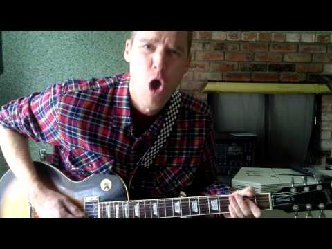 Iron Maiden:  Run To The Hills guitar lesson