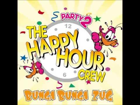 Bunga Bunga Zug - Happy Hour Crew