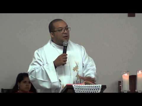 Homilia do Padre Fabio Ferreira da Silva 25032014