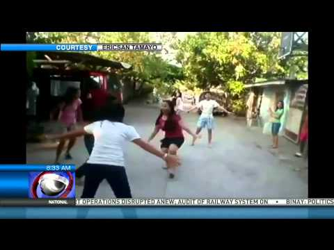 Throwback Games Filipino Kids Played