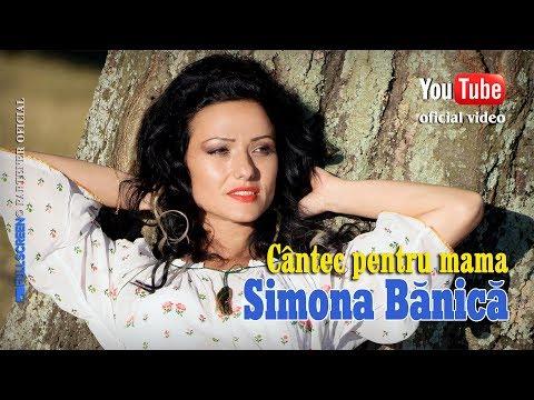 SIMONA BANICA . Cantec pentru mama